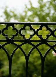 Great Photo Wrought Iron balcony Tips Household designing together with wrought iron is just as formidable currently as the wrought iron metallic it. Wrought Iron Porch Railings, Garden Railings, Front Porch Railings, Wrought Iron Beds, Wrought Iron Fences, Front Porches, Iron Staircase, Iron Stair Railing, Staircase Railings
