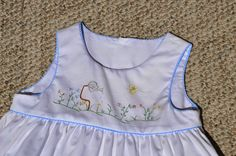 The Old Fashioned Baby Sewing Room: New Year Garment Reviews - Toddler Summer Dresses