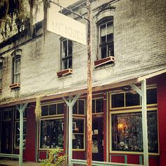 Historic Town Of Micanopy