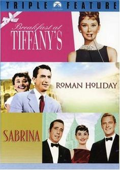 Any movie with Audrey Hepburn is great :)