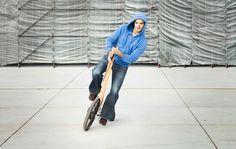 하프바이크(Halfbike), 자전거랑은 다른 새 이동수단... 근거리 출퇴근용 아이템이 될 수 있을까? :: NEOEARLY* by 라디오키즈