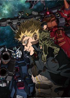 Mobile Suit Gundam Thunderbolt serán cuatro OVAs y la primera se estrenará el 25 de Diciembre.