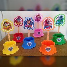 Paw Patrol Party, Paw Patrol Birthday, Imprimibles Paw Patrol, Mickey Mouse Birthday, Christmas Printables, Birthday Parties, Baby Shower, Ben 10, Ideas