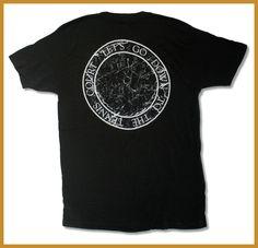 OKOUFEN Lorde Let's Go Down Tennises Court Lyrics Adult Black T Shirt Royals Music Singer comprar camisetas manga larga hombre