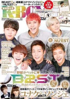 B2ST K-Boy Paradise Vol. 11