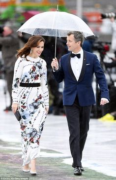 Even after 13 years of marriage, it seems as though Princess Mary and Prince Frederik of D...