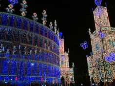Che ne dite del #colosseo di Scorrano, nel #Salento? :) Una festa di luci che vi illuminerà per molto tempo ;)
