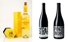 very cool wine labels