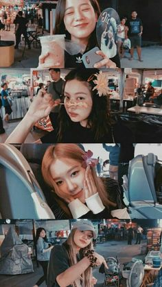 Get the Good of Black Pink Wallpaper for iPhone 11 Pro Today from Uploaded by user Blackpink Jisoo, Kpop Girl Groups, Korean Girl Groups, Kpop Girls, Kim Jennie, Mode Rose, Blackpink Poster, Tumbrl Girls, Mode Kpop