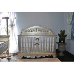 Mario and Courtney's baby nursery by Bratt Decor