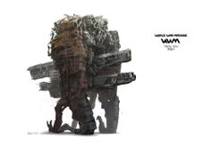 Weta Workshop Concept artist Aaron Beck presents a stunning collection of artworks made for World War Machine, a RPG by Square Enix