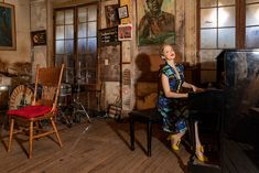Learn more about the Preservation Hall Foundation and how Trashy Diva is giving back this month! New Orleans Music, Preservation Hall, Trashy Diva, Giving Back, New Print, Lady And Gentlemen, Fabric Art, Album Covers, Night Life