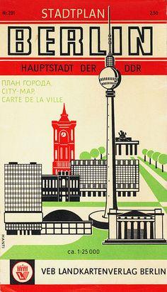 Ost-Berlin, Hauptstadt der DDR