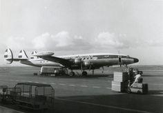KLM Connie at Hato
