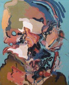 "Saatchi Online Artist Mark Posey; Painting, ""Watch Me Fall Apart"" #art"