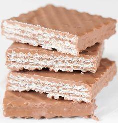 Underbart frasiga kexchokladkakor som går rasande fort att göra. Här är Therésia Franklins härliga recept – enklare kan det inte bli.