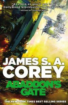 🗻🗻Télécharger🗻🗻 Abaddon's Gate: Book 3 of the Expanse (now a major TV series on Netflix) (English Edition) Francais PDF S. Science Fiction, Got Books, Books To Read, Leviathan Wakes, Tv Series On Netflix, Thing 1, Sci Fi Books, Fiction Books, English