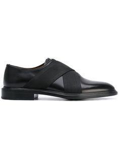 Shop Givenchy K Line Richelieu shoes.