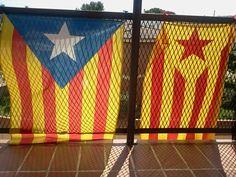 #Estelada #SantJordi #CataloniaisnotSpain #Independència