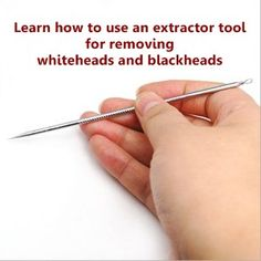 If you have whiteheads or blackheads, should you use a comedone extractor? Find out in this helpful article which also shows an alternative to 'popping' those blemishes! Check it out today.