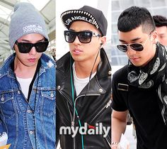 Big Bang's G-Dragon, Taeyang, and Daesung update fans on Seungri