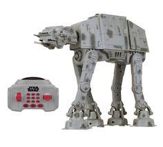 Cool MTW Toys Star Wars RC U Command AT AT mit Fernsteuerung