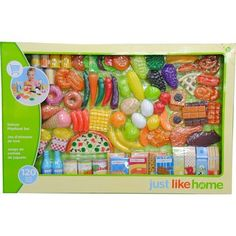 Just Like Home Mega Food Playset - Toys R Us - Britain's greatest toy store