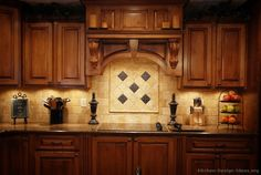 #Kitchen Idea of the Day: A great resource of kitchen backsplash ideas.