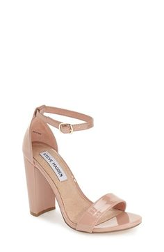 Free shipping and returns on Steve Madden 'Carrson'Sandal (Women) at Nordstrom.com. Modern and minimalist, an essential ankle-strap sandal set on achunky heel serves as a versatile go-to style.