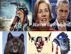 We shall remain. Elizabeth Warren