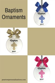 Baptism Gifts For Baby Boy, Baptism Gift Ideas Girl Catholic, Gift For Baptism For Boy, Baptism Ornament Baptism Gifts For Boys, Baptism Ideas, Boy Baptism, Engagement Ornaments, Wedding Ornament, Godfather Gifts, Baptism Centerpieces, Godparent Gifts, First Communion Gifts