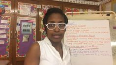 """""""I'm in love with Article-A-Day"""" Simone, 3rd Grade Teacher"""