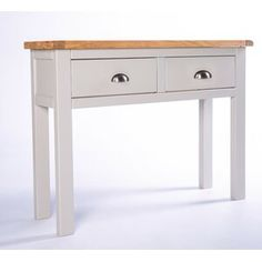 Union Rustic Jeremiah Console Table | Wayfair.co.uk Entryway Decor, Entryway Tables, Console Tables, Drawer Table, Table Sizes, Wood Sizes, Living Room Sofa, Wood Species, Storage Spaces