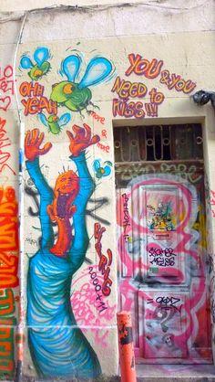 Cours-Julien Marseille 2012, street-art
