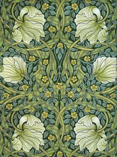 William Morris: Balance through Craft « Design History Lab