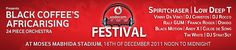 International Acts Hit Durban on December 16th  International House musicians to perform on local shores for the first time ever at the Vodacom Unlimited Experience Durban.