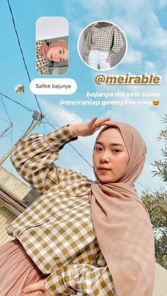 Casual Hijab Outfit, Ootd Hijab, Casual Chic Outfits, Best Online Clothing Stores, Online Shopping Clothes, Korean Girl Fashion, Muslim Fashion, Workwear Fashion, Fashion Outfits
