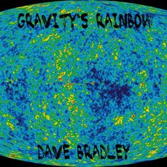 """Thomas Pynchon's book """"Gravity's Rainbow"""" is finally available as a proper audio edition. Here's a song of that title I just happen to have written and recorded earlier this year..."""