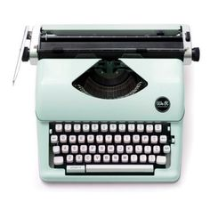 We R Memory Keepers - Typecast - Typewriter { Mint }