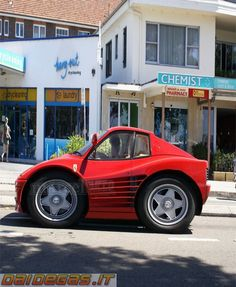 Mini Ferrari Testarossa, http://www.daidegasforum.com/forum/foto-video-4-ruote/503294-mini-car-macchinine-5.html