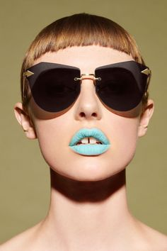 """The official home of all things Karen Walker. Discover the latest Karen Walker clothing, eyewear, jewellery, fragrance and accessories. Glasses For Round Faces, Funky Glasses, Cool Glasses, Eye Glasses, Heart Glasses, Glasses Style, Buy Sunglasses, Mirrored Sunglasses, Sunglasses Women"