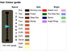 acnl hair color guide