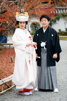 10 Stunning Pictures Of Wedding Dresses From Around The World #refinery29  http://www.refinery29.com/wedding-dresses-around-the-world#slide-9  JapanThis Shinto bride dons a red and white kimono, as well as the traditional paper headdress, known as a tsuno-kakushi....