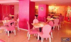 """مطعم """"Barabie"""" في تايوان اختياركِ الأفضل لقضاء…: يقع مطعم """"Barbie"""" في تايوان، وهو مطعم مخصّص للنساء فقط، ومِن الضروري أن ترتدي النادلة ثياب…"""