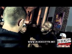 BlockCityTv Presents - YOUNG ROBBLES VS SMOOTH BLACK ( No Sanctuary )