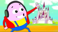 Have you seen Humpty Dumpty? Humpty Dumpty is very clumsy and he keeps falling down! Would you little toddlers watch the video and sing and help poor humpty dumpty in getting up? Baby Songs, Kids Songs, Rhymes For Kids, Humpty Dumpty, Cartoon Gifs, Kids Tv, Falling Down, Nursery Rhymes