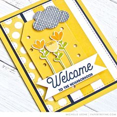 6 Ways to Send New Baby Wishes New Baby Wishes, New Home Cards, Your Cards, New Baby Products, Stampin Up, June, Tags, Create, Blog
