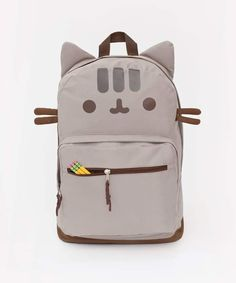 Pusheen the Cat backpack - Hey Chickadee Pusheen Backpack, Cat Backpack, Rucksack Bag, Galaxy Backpack, Animal Backpacks, Cool Backpacks, Animal Bag, Cat Bag, Purses