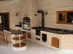 """Exceptional """"built in grill patio"""" detail is offered on our website. Read more and you wont be sorry you did. House Design, House, Built In Grill, Home, Outdoor Kitchen Design, Outdoor Living, Kitchen Decor, House Plans, Kitchen Design"""