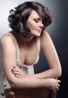 Long hair as many men worry , everyone knows that. This would allow women with Short Haircut Styles For Curly Hair Women may wonder if something special to offer their hair .